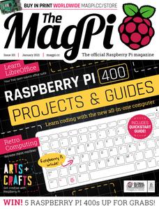The MagPi - January 2021