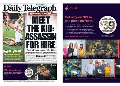 The Daily Telegraph (Sydney) – March 09, 2018