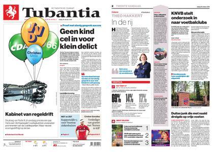 Tubantia - Enschede – 26 oktober 2018