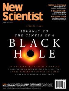 New Scientist - April 20, 2019