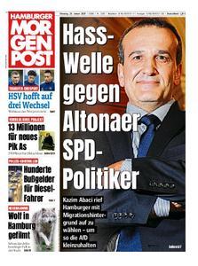 Hamburger Morgenpost – 28. Januar 2020