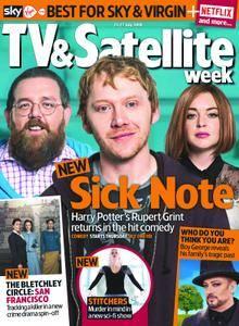 TV & Satellite Week - 21 July 2018