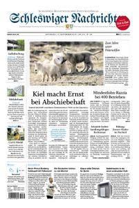 Schleswiger Nachrichten - 12. September 2018