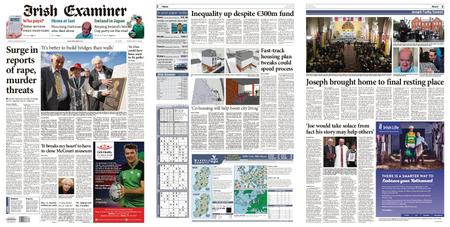 Irish Examiner – September 28, 2019