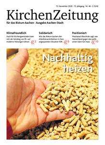 KirchenZeitung für das Bistum Aachen – 19. November 2020