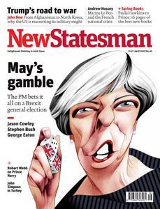 New Statesman - 21 - 27 April 2017