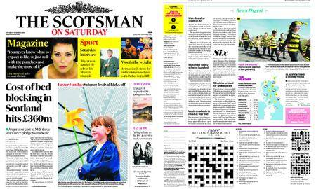 The Scotsman – March 31, 2018