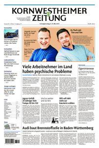 Kornwestheimer Zeitung - 09. März 2019