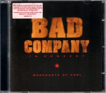 Bad Company - In Concert: Merchants Of Cool (2002)