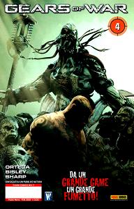 Gears of War - Volume 4