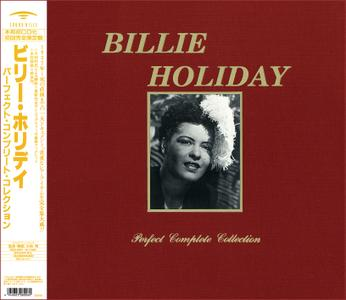 Billie Holiday - Perfect Complete Collection (1993) 12 CDs, Japanese Limited Edition Box Set [Re-Up]