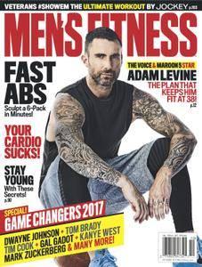 Men's Fitness USA - October 2017