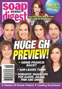Soap Opera Digest - April 16, 2018