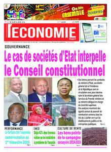 Le quotidien de l'économie magazine Afrique - 19 août 2019
