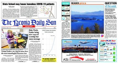 The Laconia Daily Sun – April 08, 2020