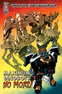 IDW-Transformers Maximum Dinobots No 02 2011 Hybrid Comic eBook