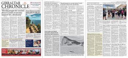 Gibraltar Chronicle – 13 June 2020