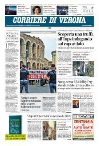 Corriere di Verona - 10 Agosto 2018