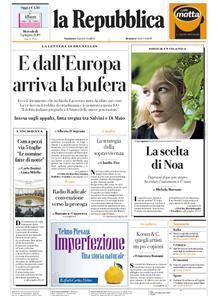 la Repubblica – 05 giugno 2019