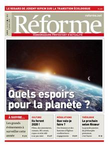Réforme – 09 janvier 2020