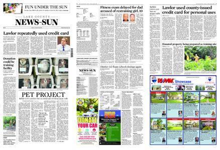 Lake County News-Sun – August 10, 2018