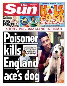 The Sun UK - 22 February 2020