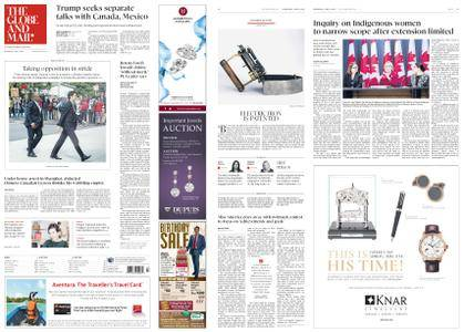The Globe and Mail – June 06, 2018