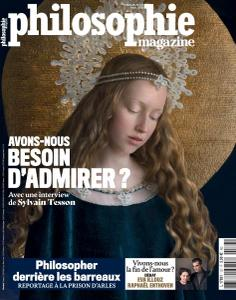 Philosophie Magazine France - Mars 2020