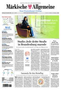 Neue Oranienburger Zeitung - 20. November 2018
