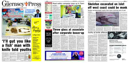 The Guernsey Press – 20 November 2018
