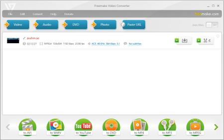 Freemake Video Converter 4.1.10.285 Multilingual