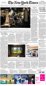 The New York Times – 20 June 2021