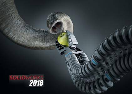 SolidWorks 2018 SP1.0