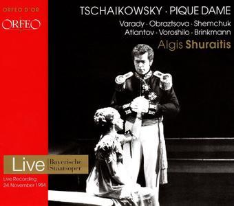 Algis Shuraitis, Bayerisches Staatsorchester - Tchaikovsky: Pique Dame (2011)
