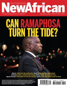 New African - March 2018