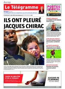 Le Télégramme Auray – 01 octobre 2019