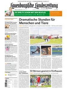 Lauenburgische Landeszeitung - 30. Oktober 2017