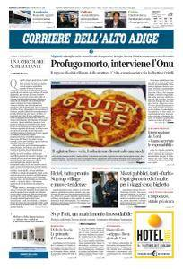 Corriere dell'Alto Adige - 10 Ottobre 2017