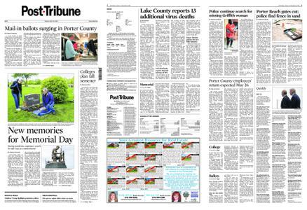Post-Tribune – May 22, 2020