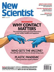 New Scientist International Edition - August 15, 2020