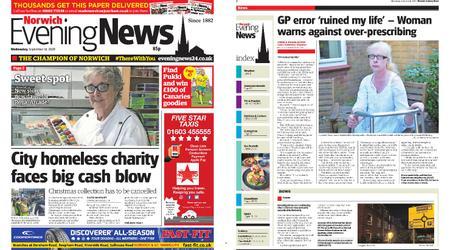 Norwich Evening News – September 16, 2020