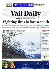 Vail Daily – April 22, 2021