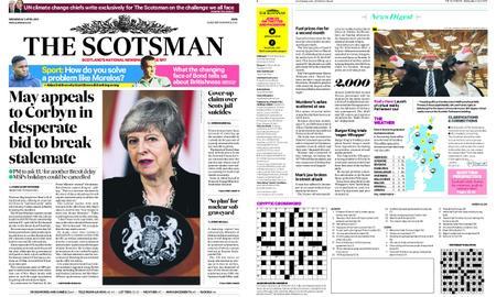 The Scotsman – April 03, 2019