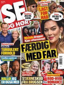 SE og HØR – 27. januar 2021