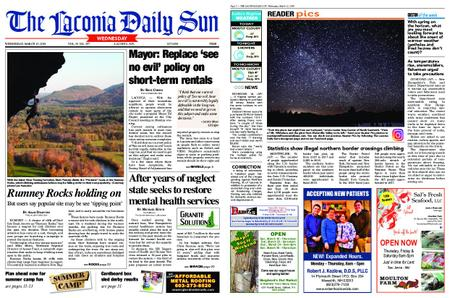 The Laconia Daily Sun – March 13, 2019