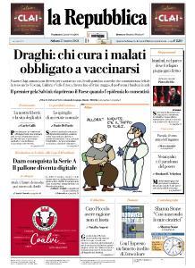 la Repubblica - 27 Marzo 2021