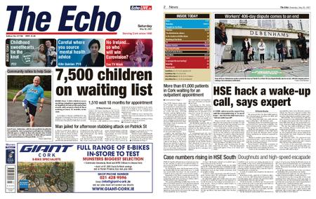 Evening Echo – May 22, 2021