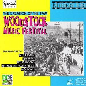 The Creation Of The 1969 Woodstock Music Festival (1994) {VCD ISO} **[RE-UP]**