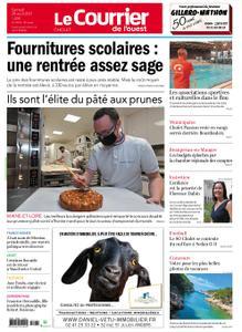 Le Courrier de l'Ouest Cholet – 28 août 2021
