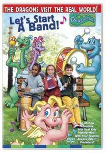 Dragon Tales - Let's Start A Band! (2003) **[RE-UP]**